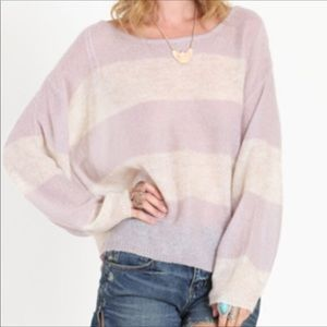 Free People Relaxed Fit Sweater.